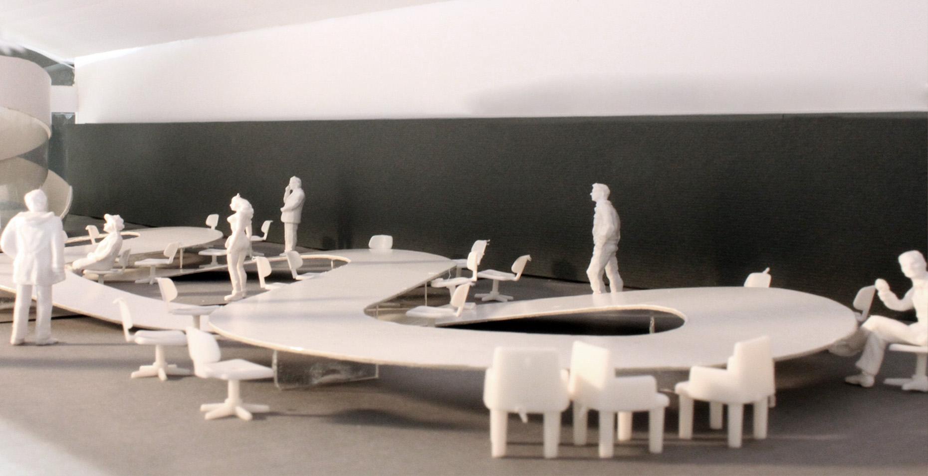 Tavolo senza fine